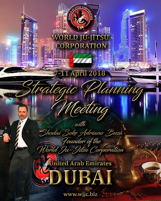 DUBAI - UNITED ARAB EMIRATES 7 - 11 April 2018