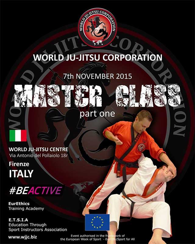 FLORENCE - Master Class 7 November 2015