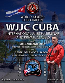 WJJC CUBA Ju Jitsu World Ju Jitsu Corporation tn