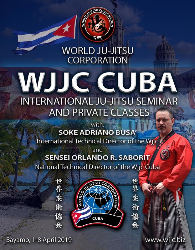 CUBA - Bayamo International Seminar from 1 to 8 April 2019