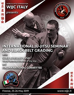 WJJC ITALIA Firenze seminar may 2019 tn