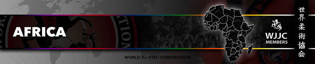 Wjjc Africa Ju Jitsu World Ju Jitsu Corporation