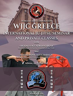 Wjjc Greece Ju Jitsu World Ju Jitsu Corporation Wjjf Soke Adriano Busa Hellas Ju Jitsu Event tn