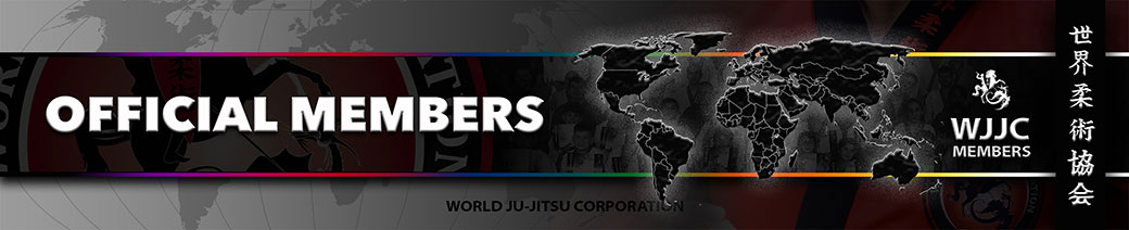 Wjjc Official Member Ju Jitsu World Ju Jitsu Corporation