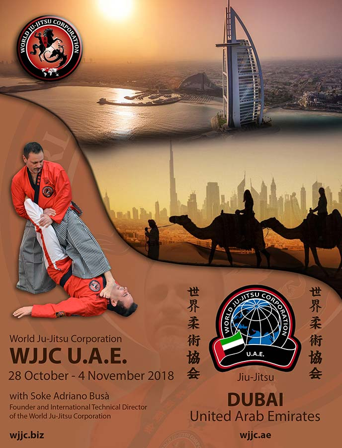 Dubai EAU 28 october to 4 November 2018