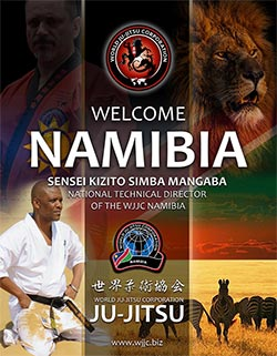welcome namibia